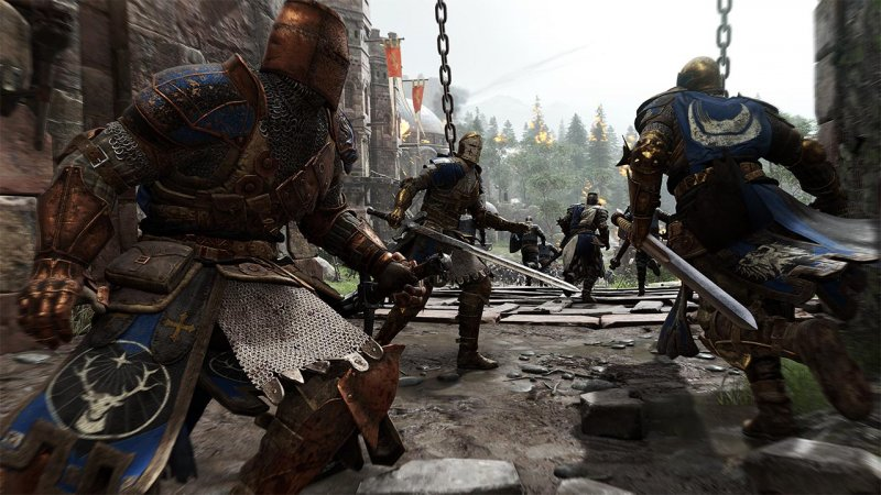 FOR HONOR (UPLAY) + SET + LEGACY GIFT + DISCOUNT