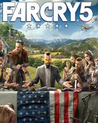 FAR CRY 5 (UPLAY) OFFICIAL KEY IN STOCK INSTANTLY +GIFT