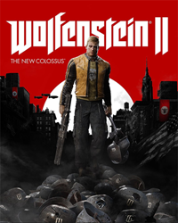 wolfenstein 2 ii: the new colossus (steam) + podarok 499 rur