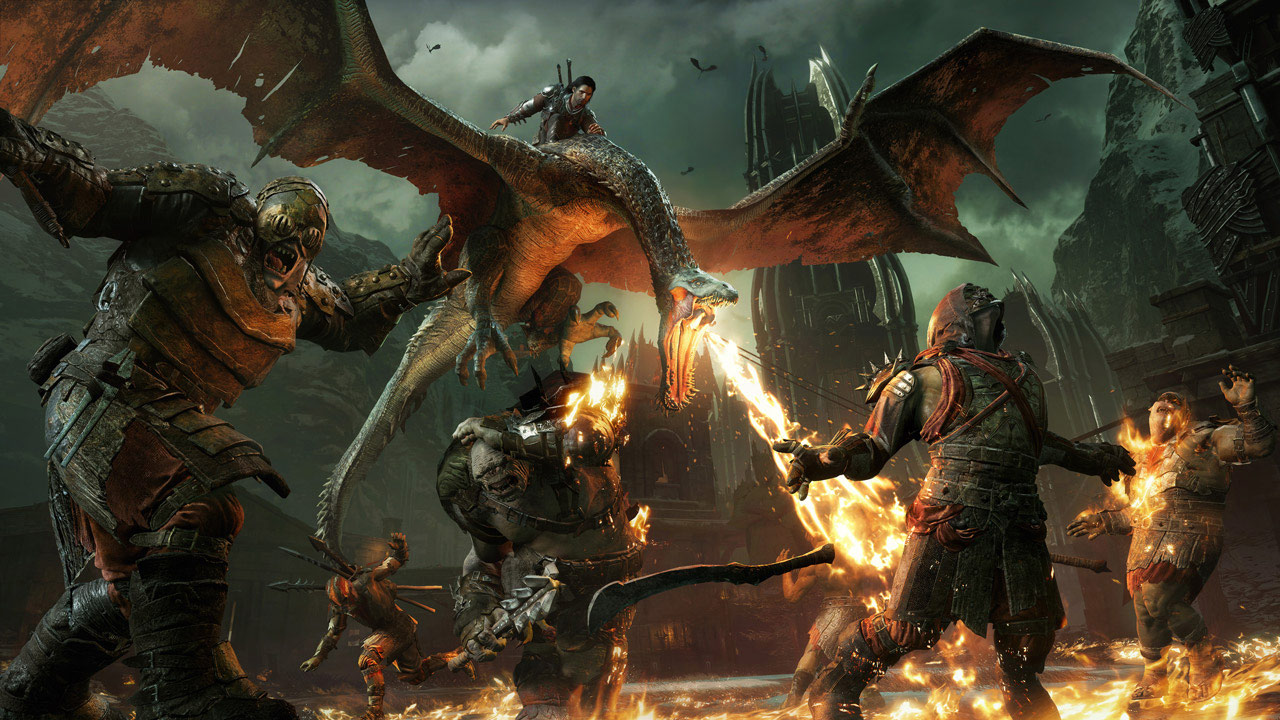 MIDDLE-EARTH: SHADOW OF WAR (STEAM)  + GIFT