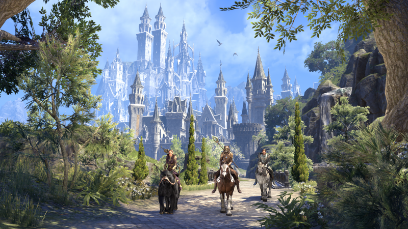 TES ONLINE: SUMMERSET UPGRADE EDITION INSTANTLY