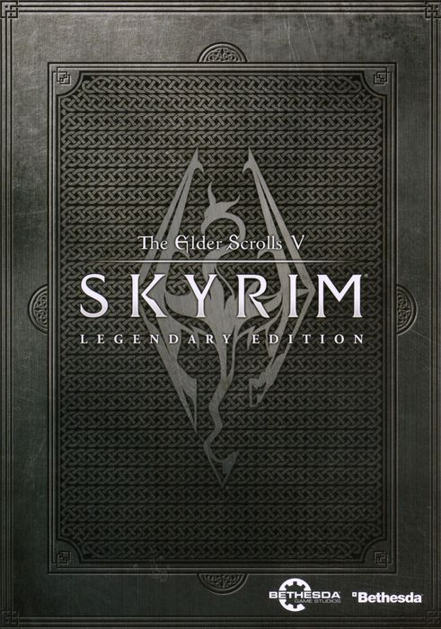 The Elder Scrolls V: Skyrim Legendary Edition +ПОДАРКИ