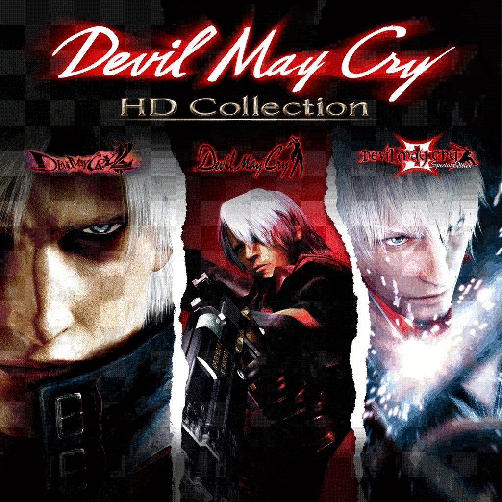 DEVIL MAY CRY HD COLLECTION (STEAM) + GIFT