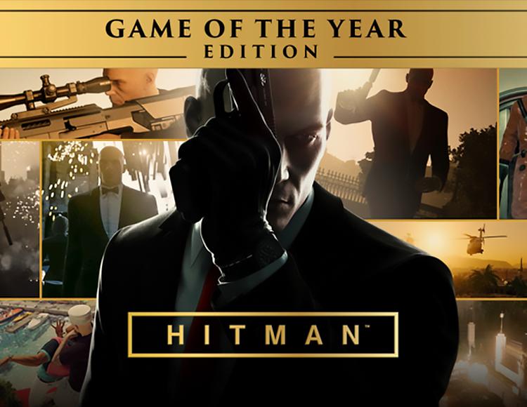 Hitman Game Of The Year В НАЛИЧИИ + ПОДАРОК