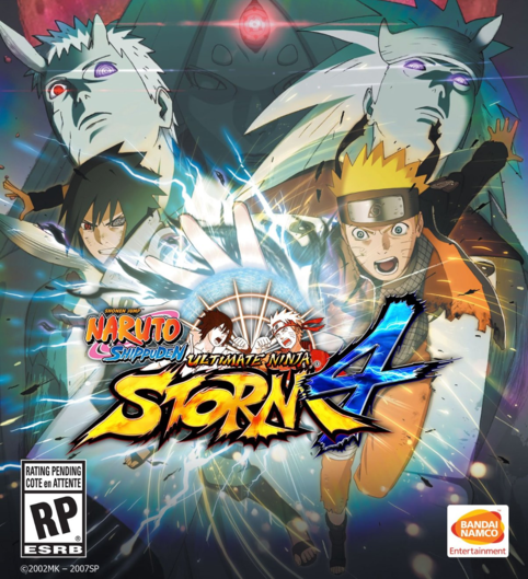 NARUTO SHIPPUDEN: Ultimate Ninja STORM 4 (Steam)