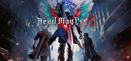 DEVIL MAY CRY 5  DELUXE EDITION (STEAM) + GIFT