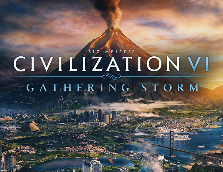 Sid Meier's Civilization VI: Gathering Storm  INSTANTLY