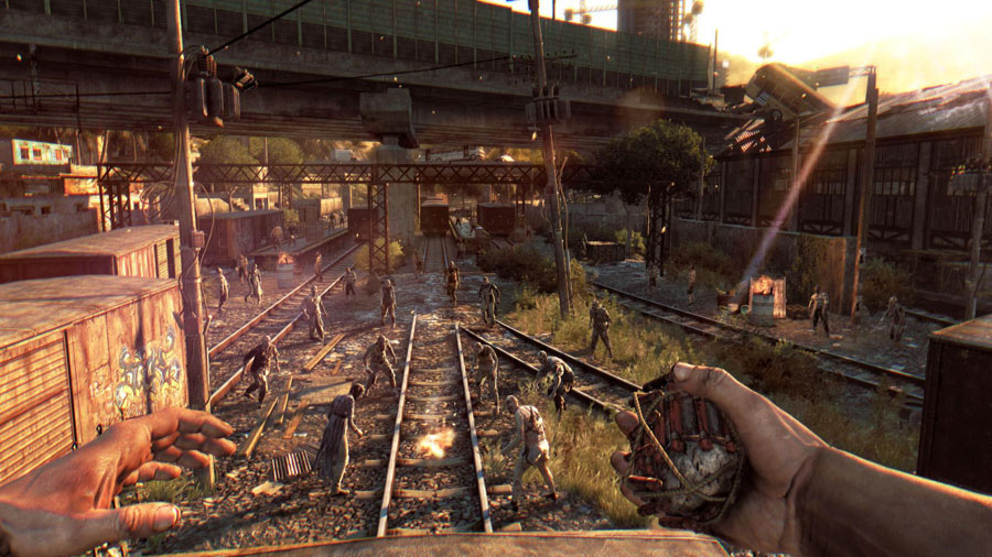 DYING LIGHT ENHANCED EDITION (STEAM) INSTANTLY