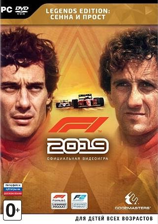 F1 2019 LEGEND EDITION (STEAM) + BONUSES + GIFT