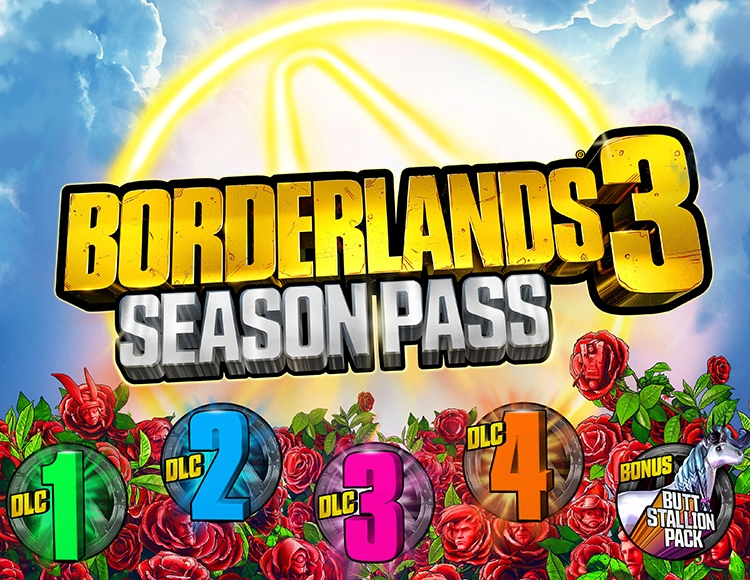 BORDERLANDS 3 SEASON PASS (EPIC) INSTANTLY + GIFT