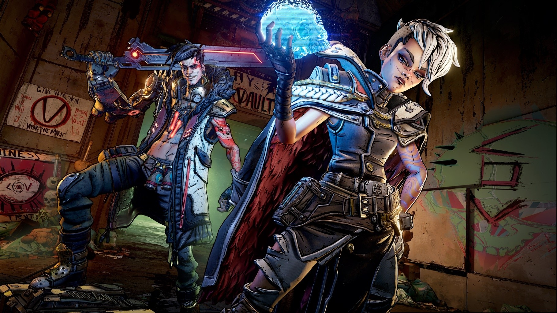 BORDERLANDS 3 SUPER DELUXE (EPIC) + PSYCHO BUNDLE
