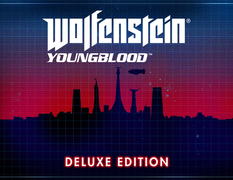WOLFENSTEIN: YOUNGBLOOD DELUXE (STEAM) + BONUS