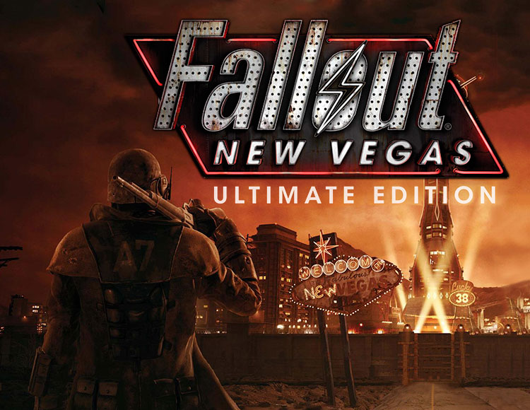 FALLOUT: NEW VEGAS ULTIMATE (Steam) INSTANTLY + Gift