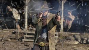 RED DEAD REDEMPTION 2 (ROCKSTAR) INSTANTLY