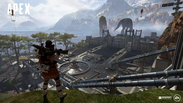 APEX LEGENDS LIFELINE EDITION (ORIGIN) REGION FREE