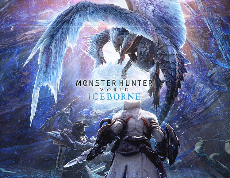 MONSTER HUNTER WORLD ICEBORNE (STEAM) + GIFT