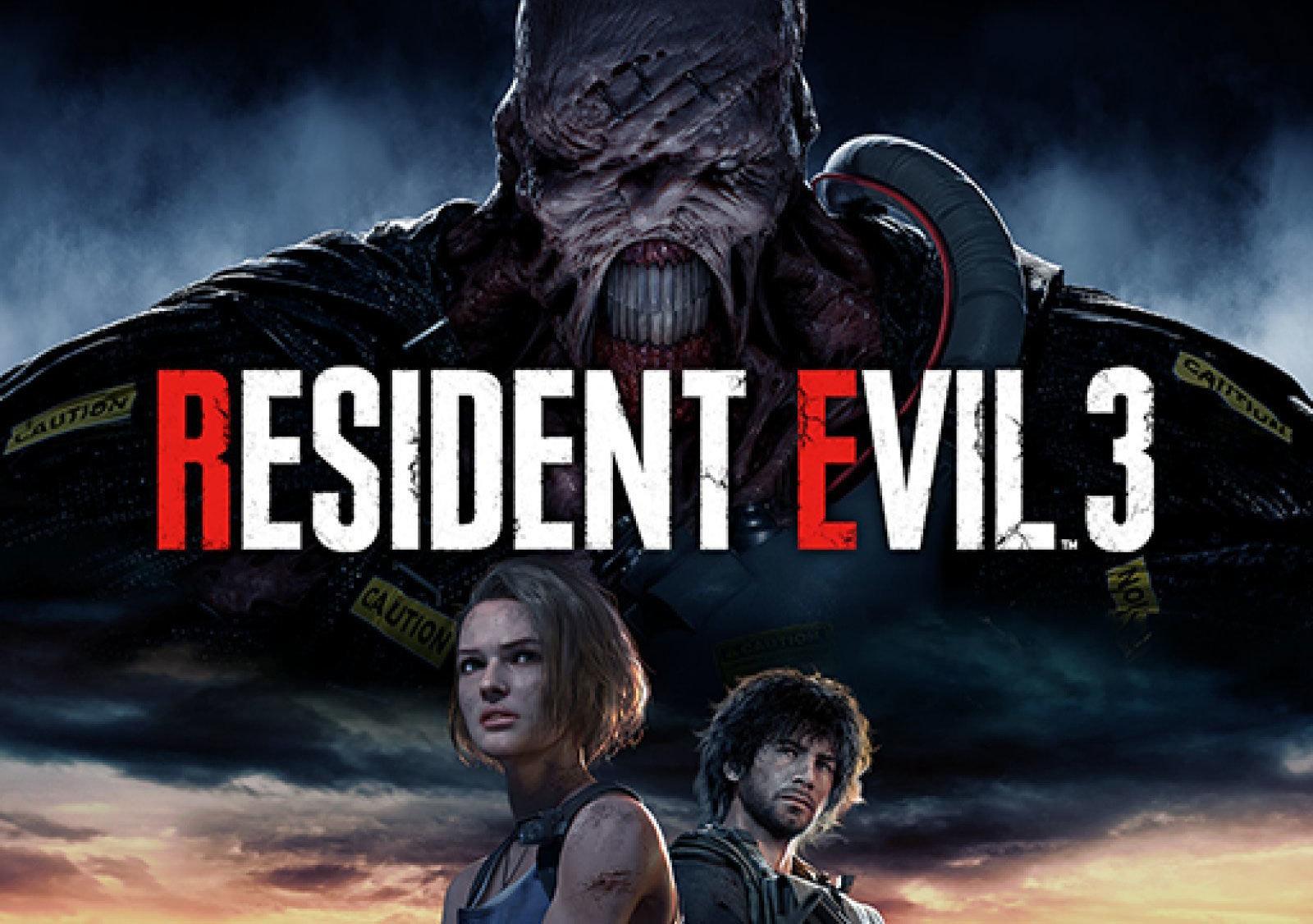 resident evil 3 (steam) klyuch srazu 549 rur