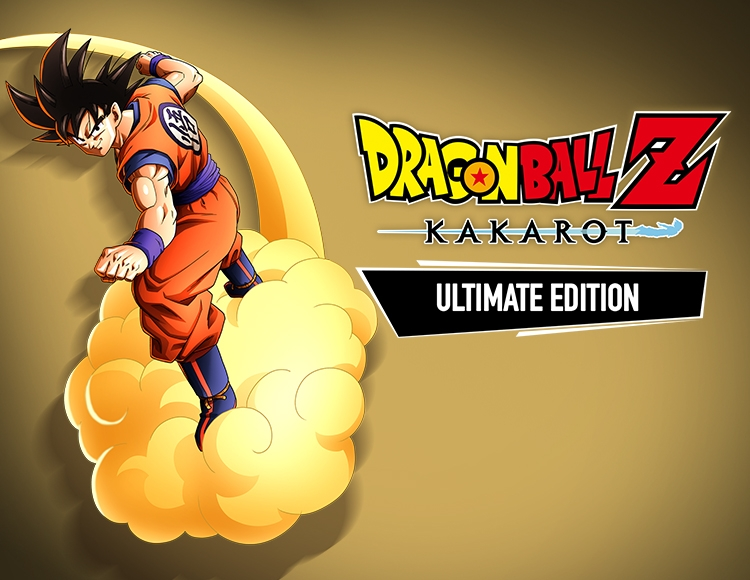 DRAGON BALL Z: KAKAROT ULTIMATE (STEAM) INSTANTLY