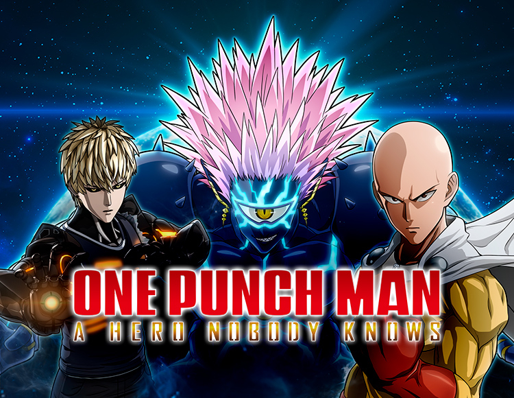 ONE PUNCH MAN: A HERO NOBODY KNOWS (STEAM) + BONUSES
