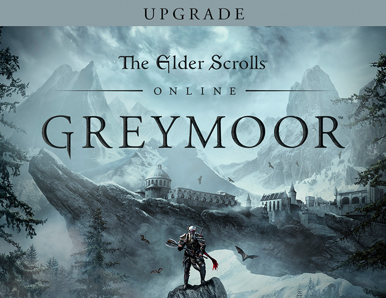 TESO: GREYMOOR UPGRADE REGION FREE + BONUS