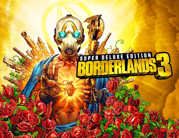 BORDERLANDS 3 SUPER DELUXE (STEAM) + SEASON PASS + GIFT