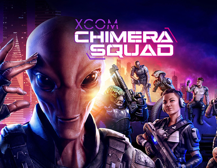 XCOM: CHIMERA SQUAD (STEAM) IN STOCK + GIFT