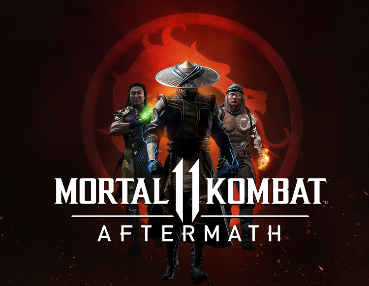 MORTAL KOMBAT 11: AFTERMATH  (STEAM) INSTANTLY + GIFT