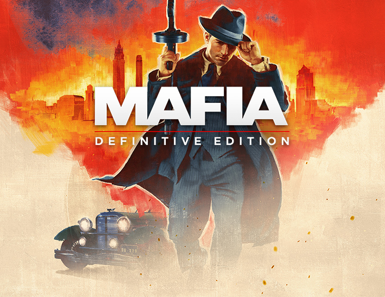 MAFIA: DEFINITIVE EDITION (STEAM) + BONUS + GIFT