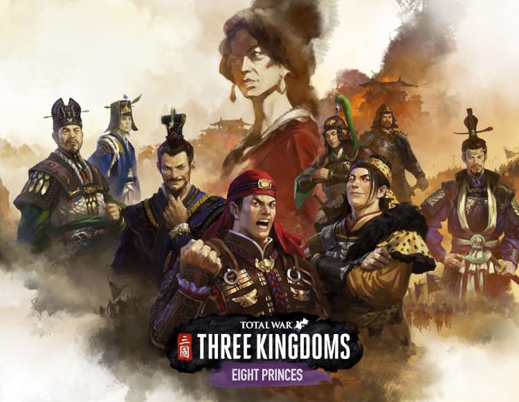 TOTAL WAR THREE KINGDOMS (STEAM) + ПОДАРОК