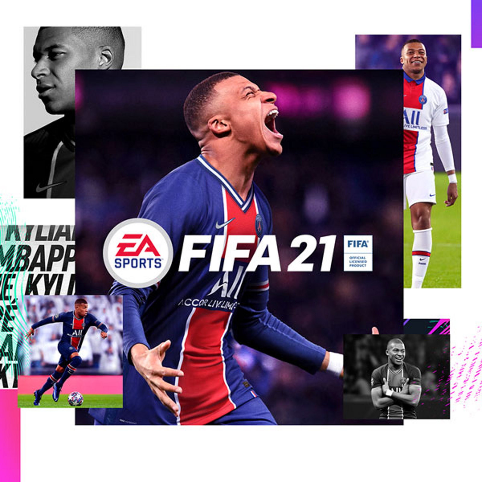 FIFA 21 (ORIGIN) REGION FREE INSTANTLY + GIFT