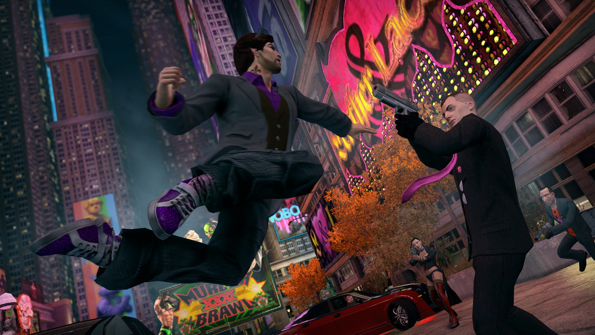 Saints Row 4 IV (Steam) discount + GIFTS