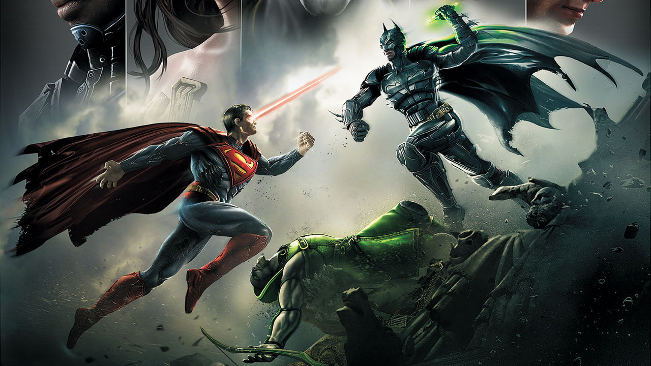 Buy Injustice Gods Among Us Ultimate Steam Gift And Download Ps4 2 Reg 3 Deluxe Edition