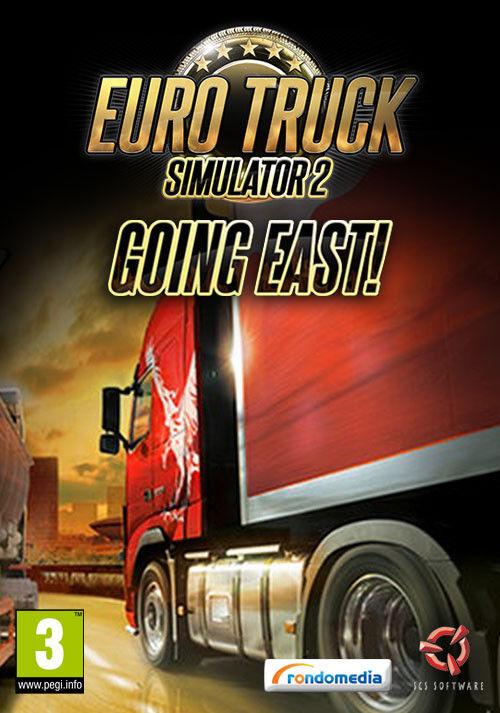Фотография euro truck simulator 2 going east! (steam) + подарок