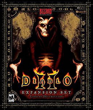 2 Diablo II: Lord of Destruction (RegionFree) + GIFT