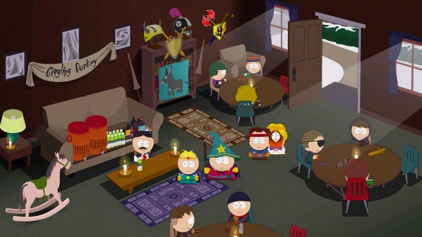 South Park: Stick of Truth (Truth Stick) + GIFT