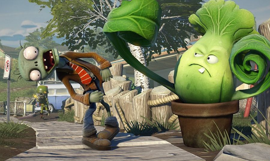 Plants vs Zombies Garden Warfare (RegionFree) + GIFT