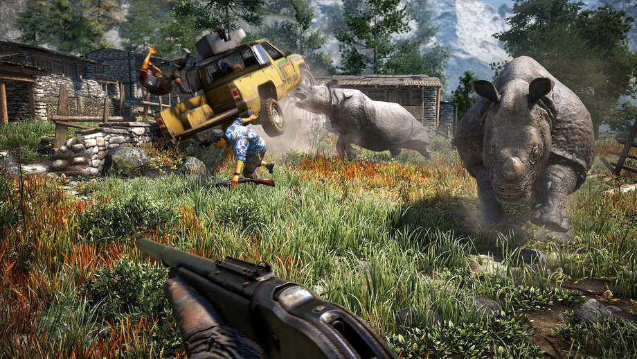 Far Cry 4 (Uplay) DISCOUNT + FREE GIFT