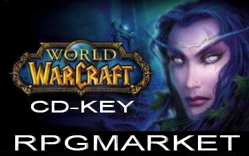 WOW CD-KEY (RUS) ( 30 day+BC + WOLK +CATA + MOP+WOD)
