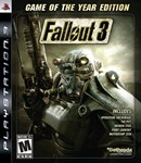 FALLOUT 3: Game of the Year Edition + Gift