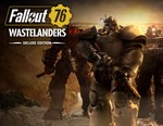FALLOUT 76 WASTELANDERS DELUXE (STEAM) + ПОДАРОК