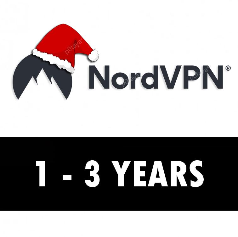 NordVPN ПОДПИСКА 1 - 3 ГОДА (2021-2024) l ГАРАНТИЯ 🎁