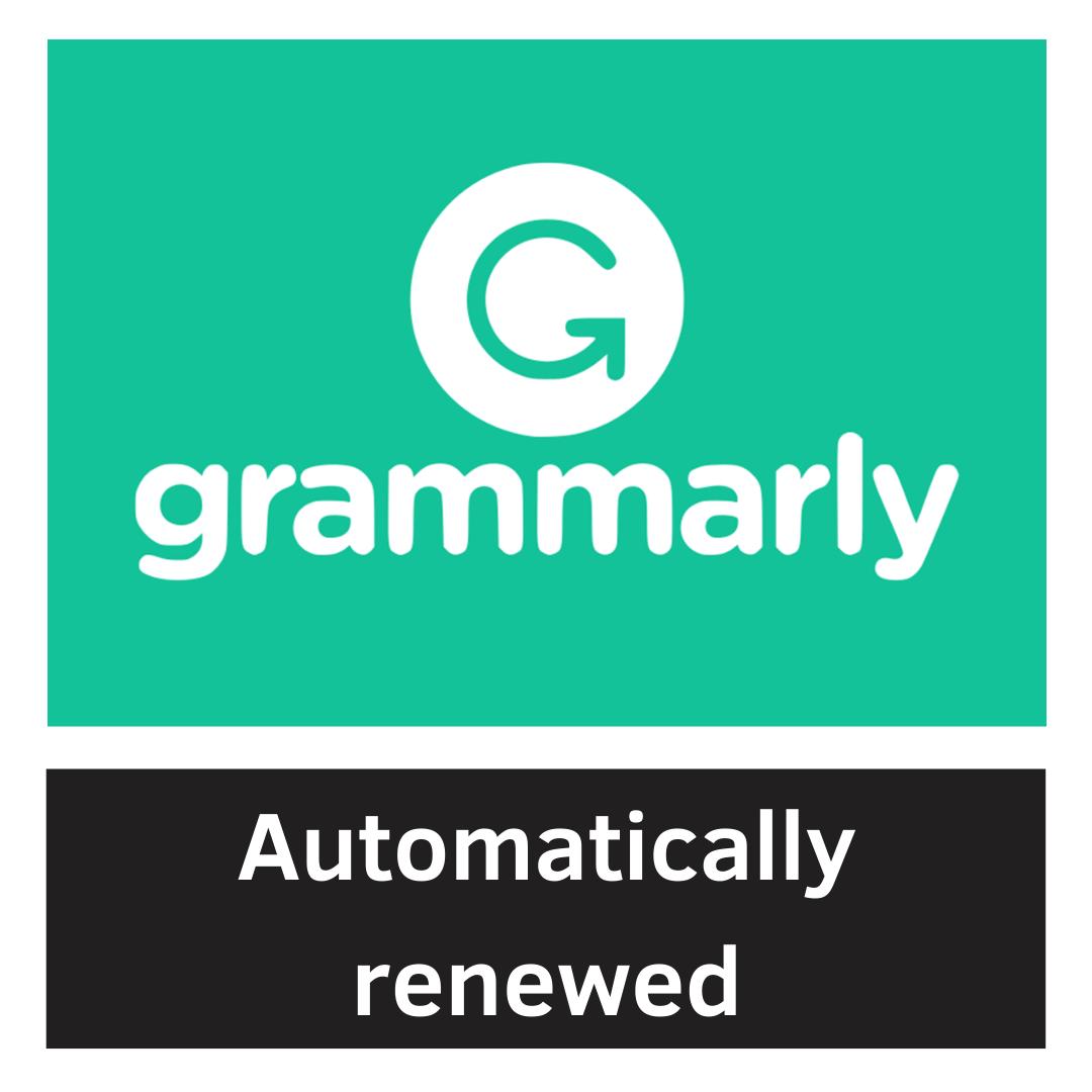 Фотография ✅ grammarly premium аккаунт l гарантия 🔥 auto-update