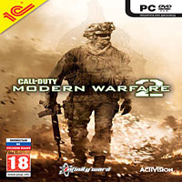 Call of Duty: Modern Warfare 2 (фото STEAM ключа от 1С)