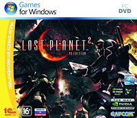 Lost Planet 2 - CD-KEY - GFWL Worldwide + БОНУС