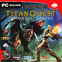 Titan Quest Immortal Throne Ключ для Интернет (Бука)