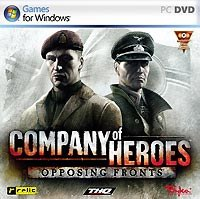 Company of Heroes: Opposing Fronts (БУКА + БОНУС)
