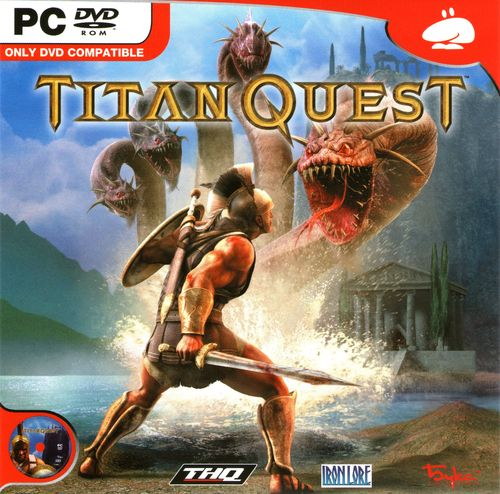 Titan Quest (key from BEECH)