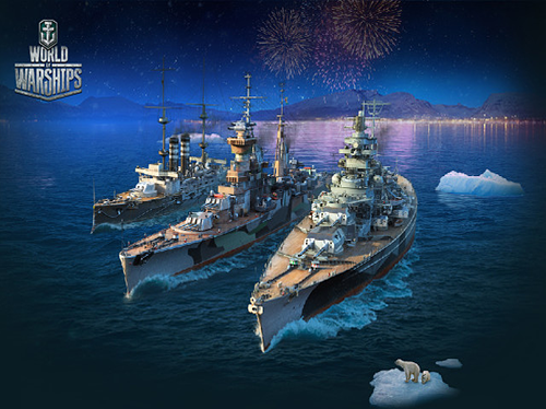 World of Warships Prem Ships -12.5% of the price
