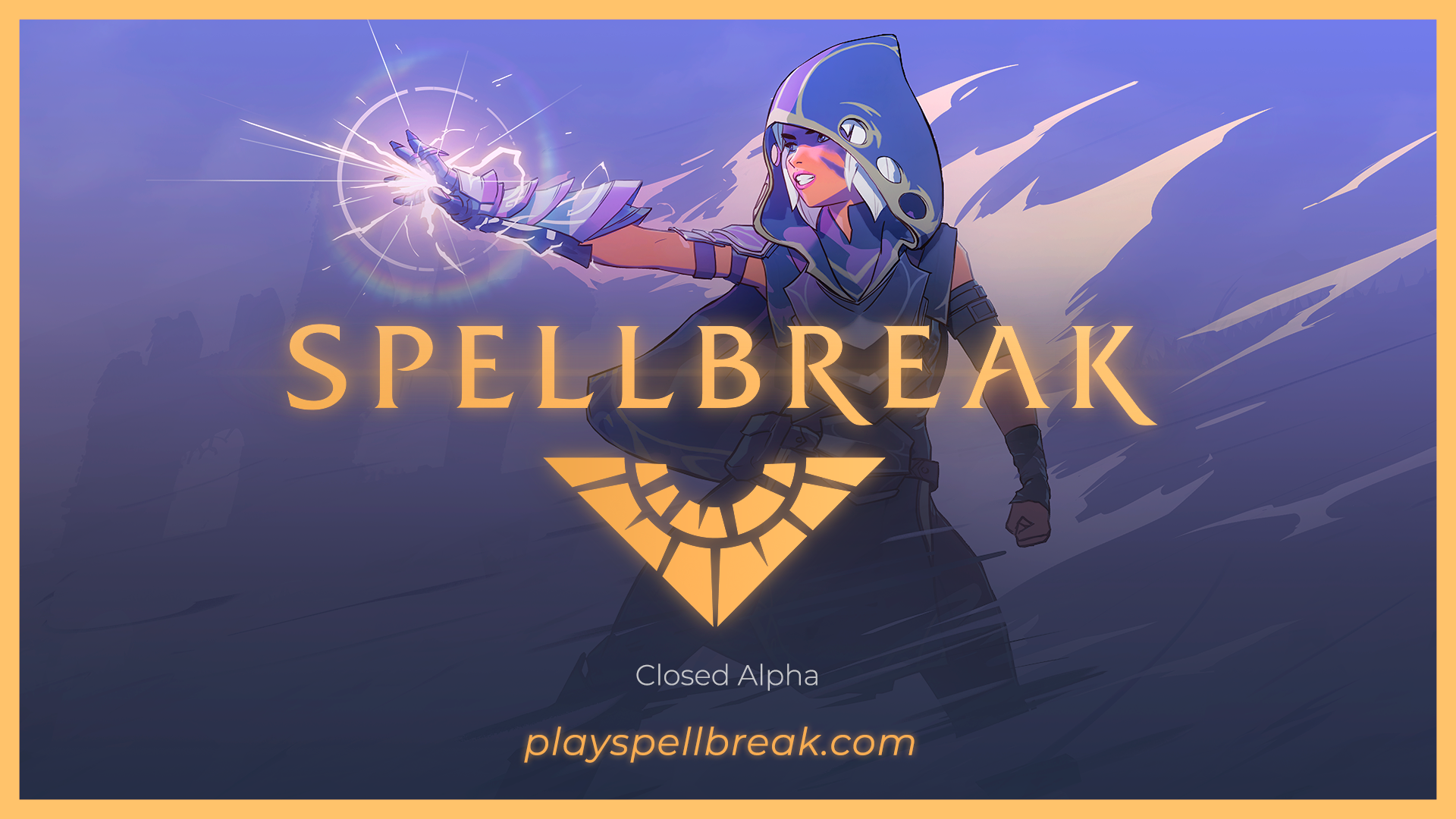 Spellbreak Closed Beta Key [Region Free] Epic Games