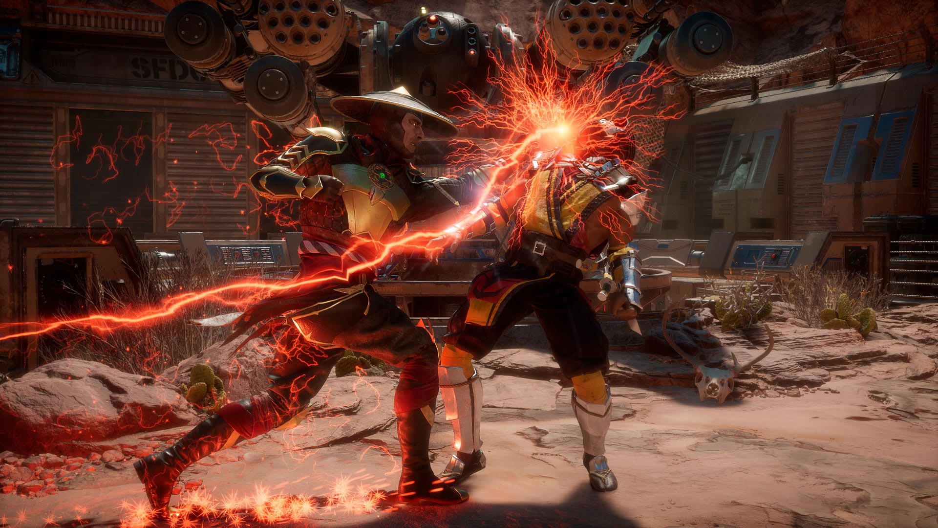 Mortal Kombat 11 Beta Key (RU / EU / PS4) 2019